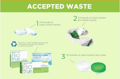 accepted waste
