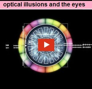 eye illusion video