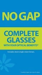 no gap complete glasses