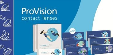 provision contact lenses