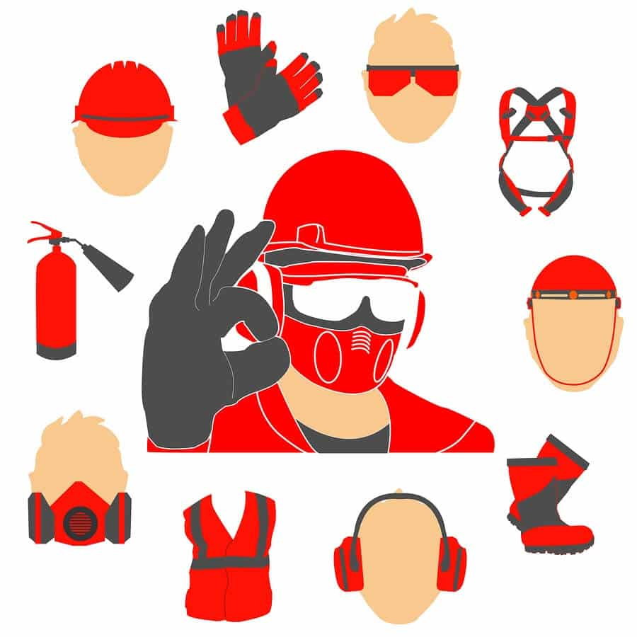 fire protective gear