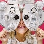 child eye test