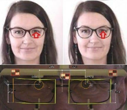 frame centrations