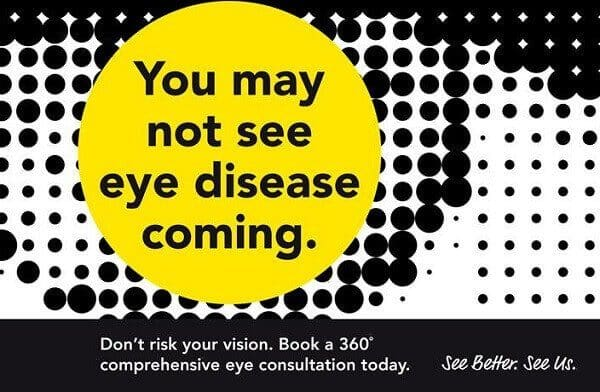 you may not see eye disease coming