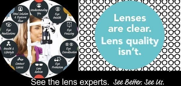 See the lens experts